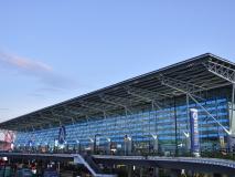 深圳机场周边景观照明
